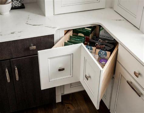 innovative solutions 4 great kitchen corner cabinet ideas
