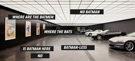 Batman Garage by Someone Actually Built Themselves A Replica Of The Batman