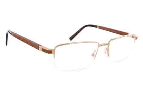 gold wood cepheus eyeglasses free shipping go optic