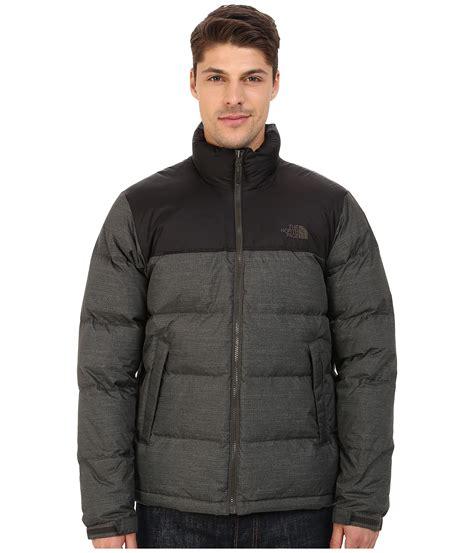 Jacket Black Bm 2 lyst the nuptse jacket in black for