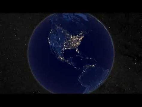 imagenes satelitales de la tierra de noche la tierra de noche vista desde el espacio 161 asombroso