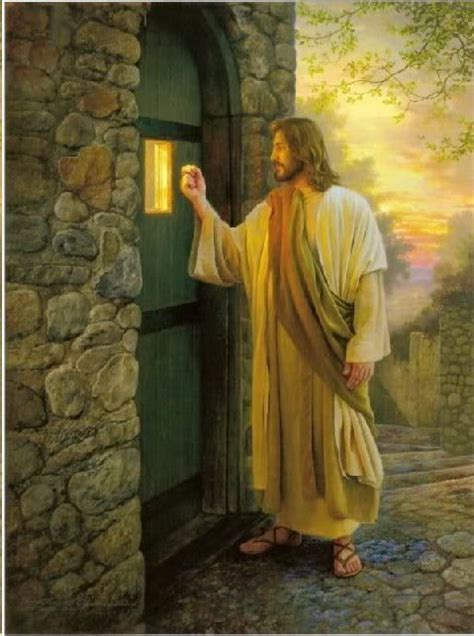 Knock And The Door by Foothill Reflections Seek And You Will Find Knock And