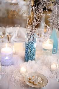 Diy Winter Party Decorations - artificial snow instant vase filler confetti