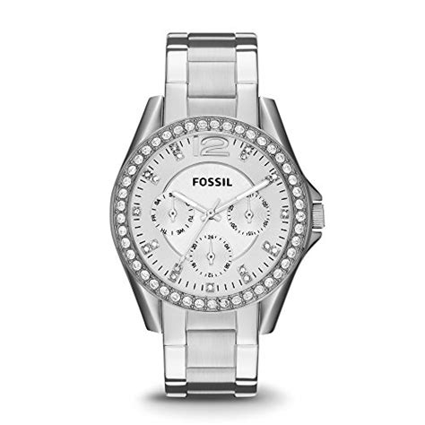 Fossil Multifunction Es3202 fossil s es3202 multifunction stainless steel
