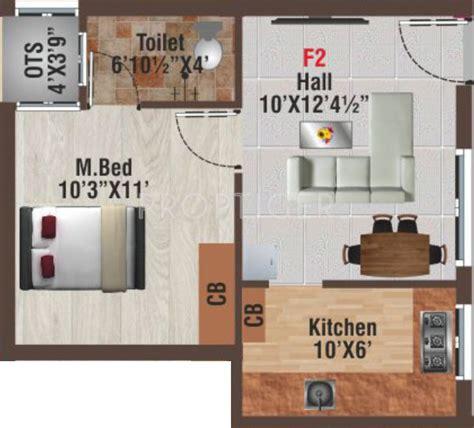 450 square feet 450 sq ft 1 bhk floor plan image av constructions