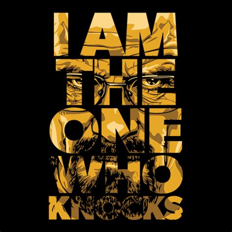 Tshirt Iam The Danget breaking bad i am the one who knocks t shirt breaking