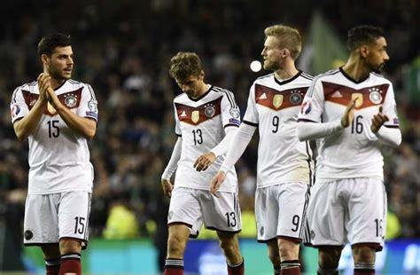 wann spielt deutschland gegen irland irland deutschland 1 0 spielbericht dfb team muss um em