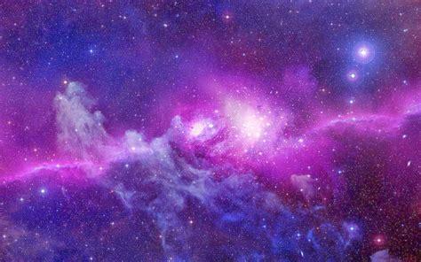 Purple and Blue Galaxy Wallpaper   WallpaperSafari