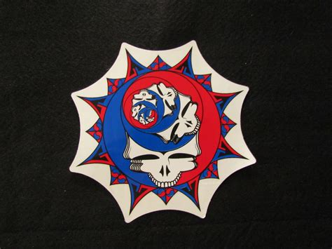 weebly templates steal your face fractal vinyl sticker