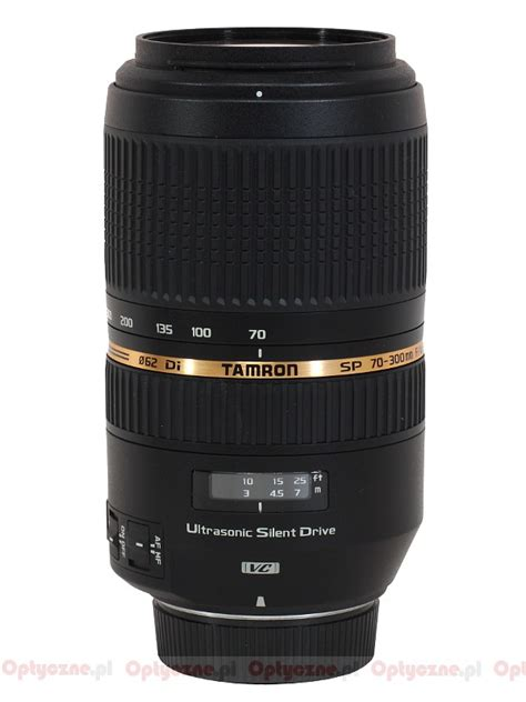 Tamron Sp Af 70 300mm F 4 5 6 Di Ld Macro For Nikon Pt Halo Data tamron sp 70 300 mm f 4 5 6 di vc usd optyczne pl
