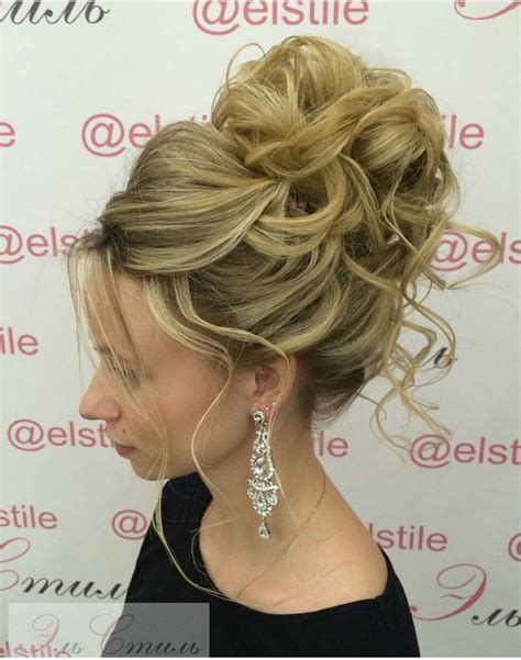 Wedding Hairstyles Bun Updo by High Bun Updo I This Formal Like