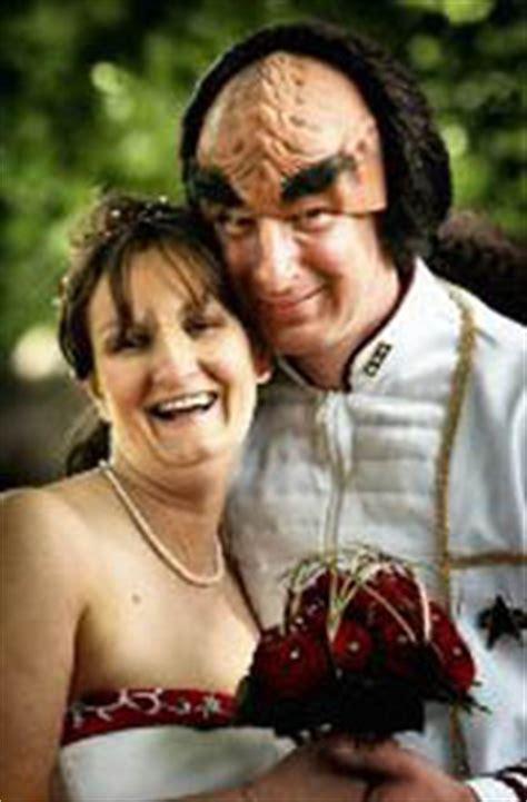 Klingon Wedding Blessing by Novus Ordo Klingon Marriage