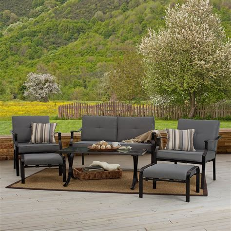 strathwood patio furniture strathwood patio furniture luxury strathwood basics 6 all weather furniture set bbq