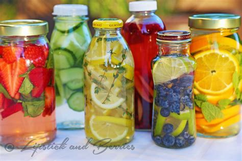 Detox Beverages by 12 Detox Drink Recipes