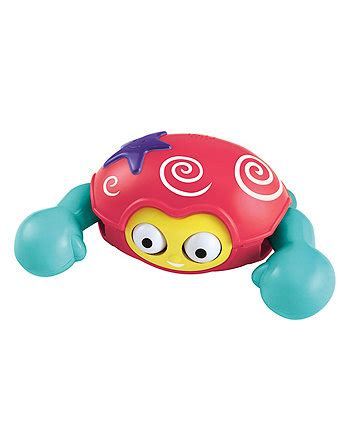 Elc Push N Go Crab 113830 baby active toys sensory toys and push n go toys elc uk