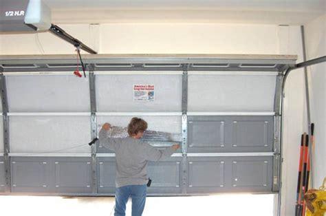 recent garage door repairs