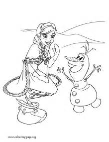 frozen coloring sheet free olaf frozen coloring pages