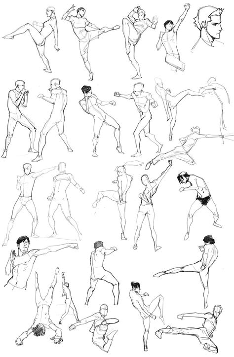 Drawing References Poses by Daily Doodle 02 By Blacksataguni On Deviantart Gt Gt