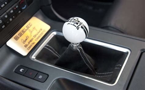 shifter shift knob question ford shelby gt500 forum
