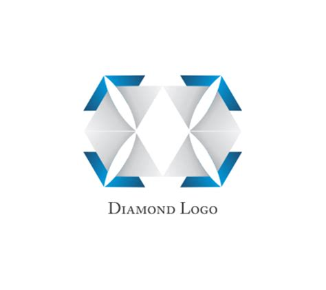 diamond pattern logo free diamond logo