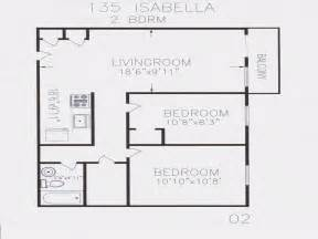 2 Bedroom Open Floor Plans Open Floor Plans 2 Bedroom 2 Bedroom Floor Plans For 700
