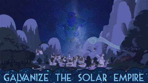 Galvanize The Empire by Pmv Galvanize The Solar Empire
