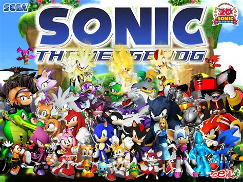 Sonny Animal Versi 3 sonic the hedgehog segera diangkat ke layar lebar