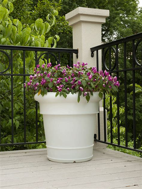gardenglo lighted planter