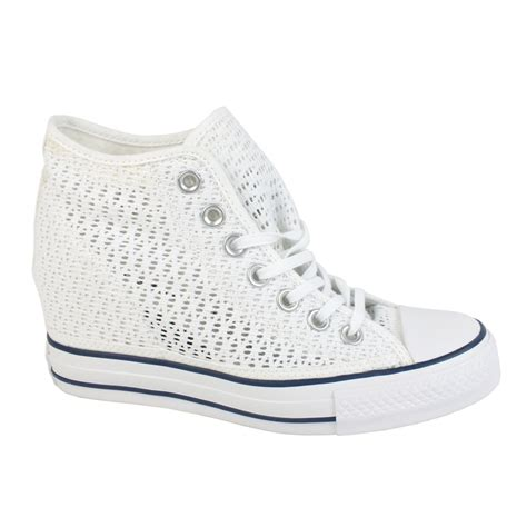 scarpe con zeppa interna scarpe converse zeppa interna