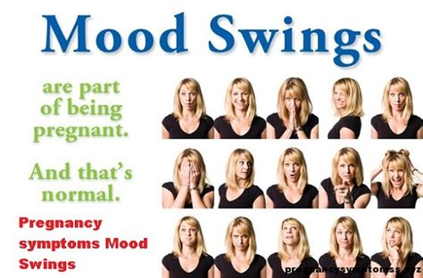 symptoms mood swings signs of pregnancy are you pregnant here is your free