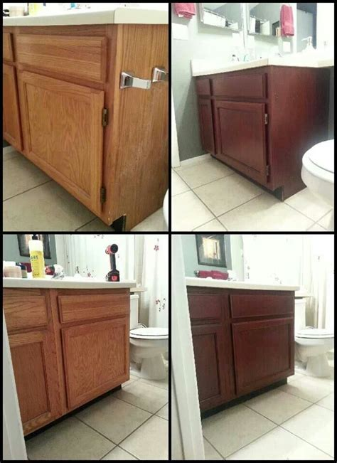 Rustoleum Cabinet Transformations by 1000 Images About Rustoleum Transformations On
