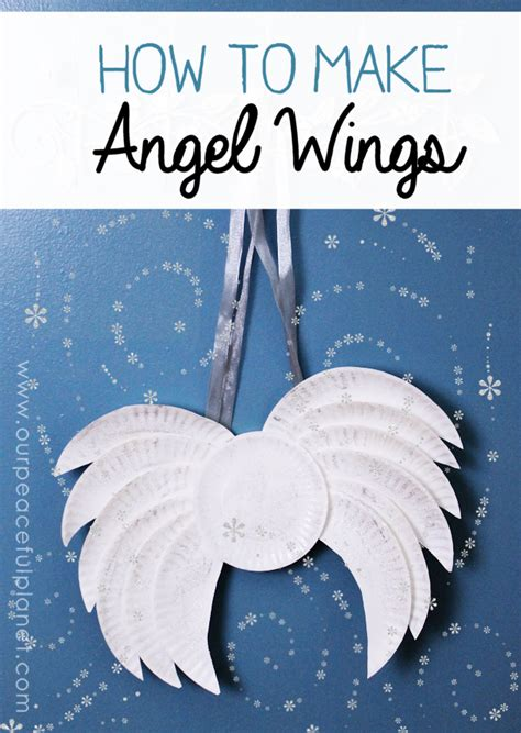 thesis statement for a with wings diy wings on a pair