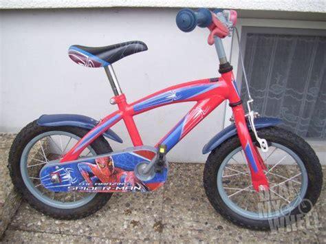 Fahrrad Neu Lackieren Berlin by Spiderman 14 Zoll Kinderrad Neue Gebrauchte Fahrr 228 Der