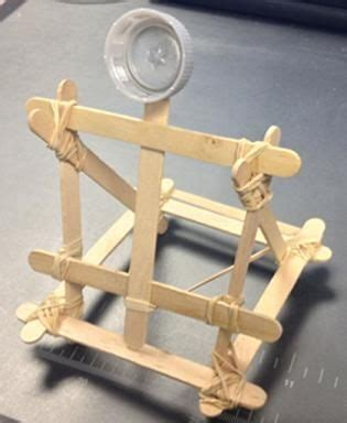 How To Make A Catapult Out Of Paper - 25 best ideas about catapult on catapult