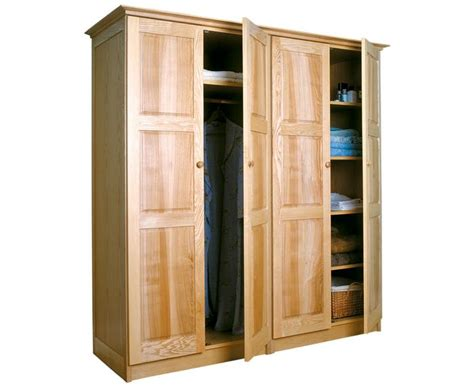 4 Door Armoire by Helmsley Four Door Wardrobe