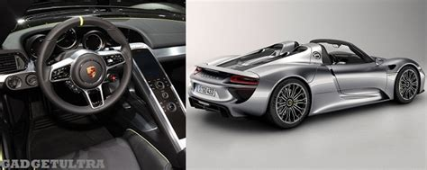 Porsche 918 Fuel Economy by Features And Price Of Porsche 918 Spyder In India