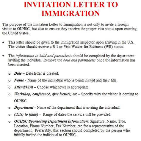 Sponsor Letter To Invite Parents To Uk Invitation Letter For Visa Application Germany