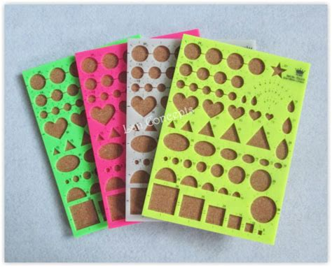 How To Make Quilling Paper Strips At Home - free shipping diy quilling template pattern board for