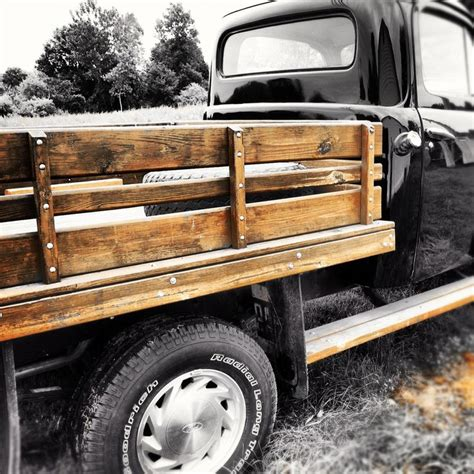 truck bed wood 1000 images about wooden truck bed on pinterest