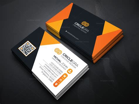 card for visiting card template 000087 template catalog
