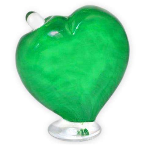 forever in glass forever in my green glass keepsake urn