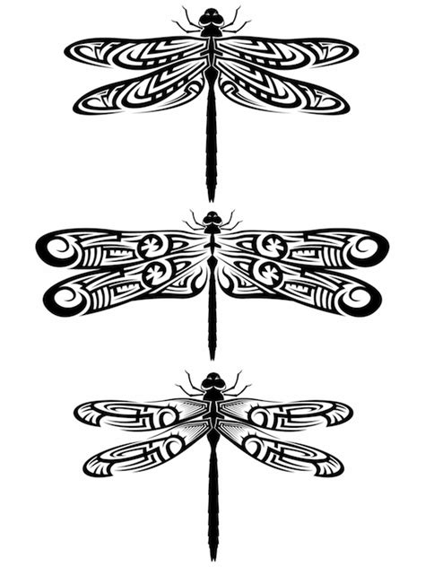 tribal dragonfly tattoo meaning dragonfly meanings tattoos with meaning