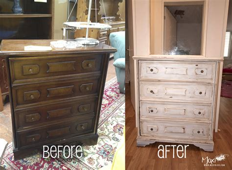 painted furniture ideas before and after chalk paint furniture before and after mecagoch