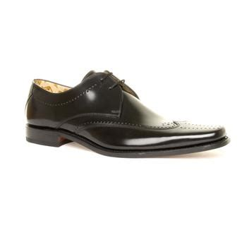 Mcqueenleather Lace Ups loake shoes mens