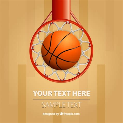 free basketball templates basketball hoop free template vector free