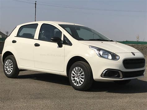 fiat in fiat punto evo launched in india price starts from
