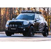 4x4 OFF ROAD Countryman  Adventure Motoring Kits
