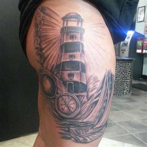 tattoo meaning lighthouse 35 light house tattoos and meanings