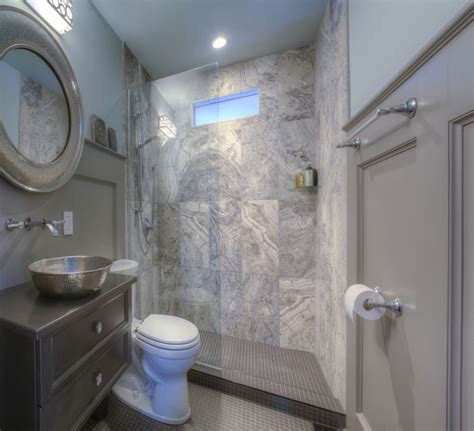 Tile Showers For Small Bathrooms Small Bathroom Ideas To Ignite Your Remodel