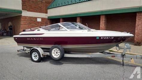 maxum 1800 sr boat covers 1996 17 maxum 1700sr for sale in louisville kentucky